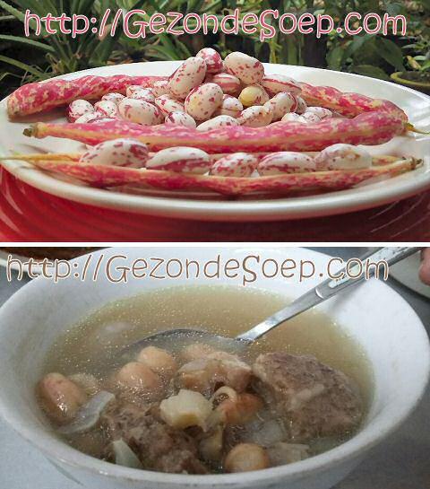 Bonensoep recept
