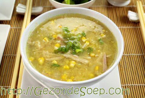 Chinese maissoep
