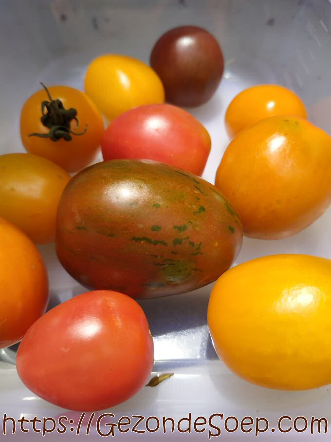 Heirloom tomaten