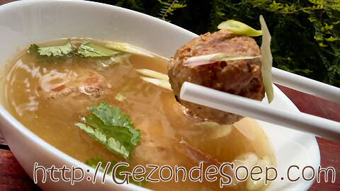 Indonesische soep