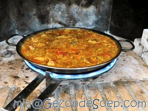 Mia Spaanse paleo recepten