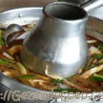 Tom yam soep