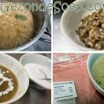 Groene bonensoep | Bubur kacang hijau