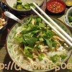 Pho Ga Vietnamese kip noedelsoep