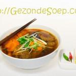 Bo Kho Vietnamese soep