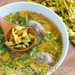 Canh Chua Vietnamees vissoep recept