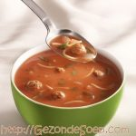 Halloween soep