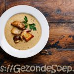Gemengde champignonsoep van Sandra Bekkari: nu nog lekkerder!